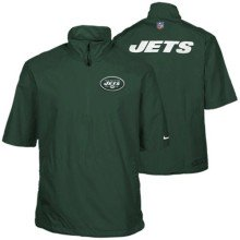 New York Jets NFL Sideline Hot Jacket