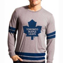 Toronto Maple Leafs Scrimmage FX Long Sleeve T-Shirt