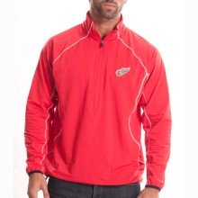 Detroit Red Wings Pyramid Half Zip Spandex Trainer Jacket