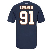 New York Islanders John Tavares Reebok NHL Player Name & Number T-Shirt