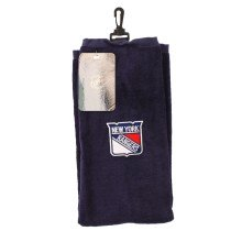New York Rangers NHL Trifold Cotton Golf Towel