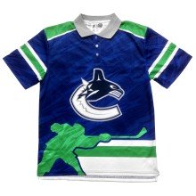 Vancouver Canucks NHL Thematic Polo