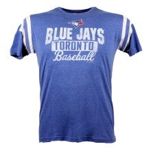 Toronto Blue Jays 4-Seamer Tri-Blend T-Shirt