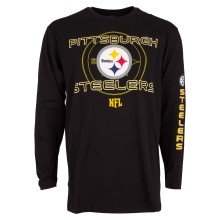 Pittsburgh Steelers Long Snap Long Sleeve T-Shirt