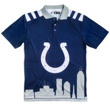 Indianapolis Colts NFL Thematic Polo