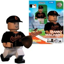 Baltimore Orioles Manny Machado OYO Sports Minifigure