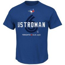 Toronto Blue Jays Marcus Stroman Line-Up T-Shirt