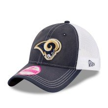 Los Angeles Rams Women's Spirited Lightly Structured 9TWENTY Cap | Adjustable
