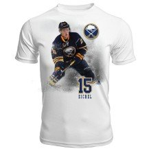 Buffalo Sabres Jack Eichel FX Highlight Reel Kewl-Dry T-Shirt
