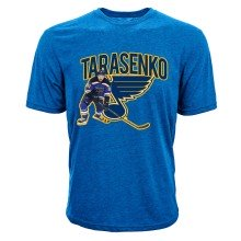 St. Louis Blues Vladimir Tarasenko NHL Action Pop Applique T-Shirt