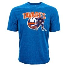 New York Islanders John Tavares NHL Action Pop Applique T-Shirt