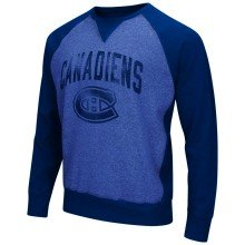 Montreal Canadiens Play Clock Raglan Crew