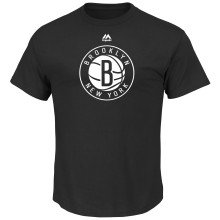 Brooklyn Nets Primary Logo NBA T-Shirt