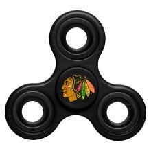 Chicago Blackhawks NHL 3-Way Diztracto Spinner