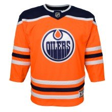Edmonton Oilers NHL Premier Youth Replica Home Hockey Jersey