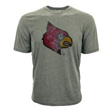 Louisville Cardinals NCAA Mascot T-Shirt