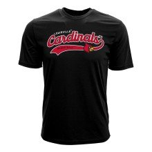 Louisville Cardinals NCAA Basketball Stature T-Shirt