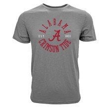 Alabama Crimson Tide NCAA Circular T-Shirt