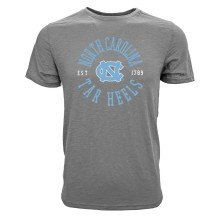 North Carolina Tar Heels NCAA Circular T-Shirt