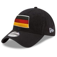 Germany MyCountry Flag Relaxed Fit New Era 9TWENTY Cap (Black) | Adjustable