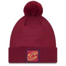 Cleveland Cavaliers New Era NBA On Court All-Star Pom Knit Hat