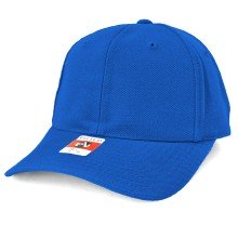 American Needle Fitted Blank Wool Blend Hat - Royal
