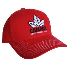 Canada True Patriot Love Cap (Red) | Adjustable