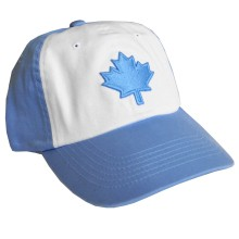 Canada Women's Hooch Cotton Cap (Powder Blue) | Adjustable