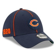 Chicago Bears New Era 2019 NFL On Field Home 39THIRTY Cap