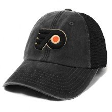 Philadelphia Flyers NHL Raglan Bones Cap | Adjustable