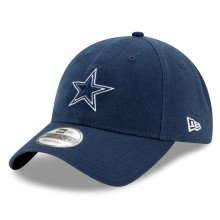 Dallas Cowboys NFL Core Classic Primary Relaxed Fit 9TWENTY Cap