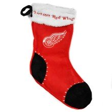 Detroit Red Wings NHL 17 inch Christmas Stocking