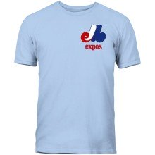 Montreal Expos Cooperstown Crested Home Field T-Shirt