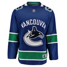 Vancouver Canucks NHL Premier TODDLER (2-4T) Replica Home Hockey Jersey
