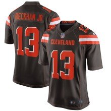 Cleveland Browns Odell Beckham Jr. NFL Nike Team Home Jersey