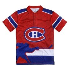 Montreal Canadiens NHL Thematic Polo