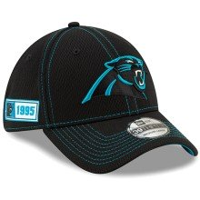 Carolina Panthers New Era 2019 NFL On Field Road 39THIRTY Cap