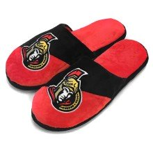 Ottawa Senators NHL Men's Big Logo Slipper 2.0