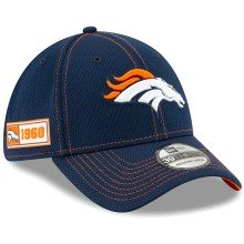 Denver Broncos New Era 2019 NFL On Field Road 39THIRTY Cap