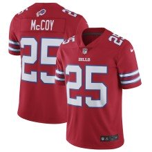 Buffalo Bills LeSean McCoy NFL Nike Limited Color Rush Jersey - Red