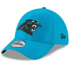 Casquette NFL New Era Popped Shadow 39THIRTY des Panthers de Carolina