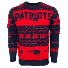 New England Patriots NFL 2019 Ugly Crewneck Sweater