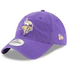 Minnesota Vikings NFL Core Classic Primary Relaxed Fit 9TWENTY Cap