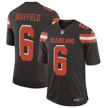 Cleveland Browns Baker Mayfield NFL Nike Limited Team Jersey - Brown