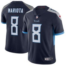 Tennessee Titans Marcus Mariota NFL Nike Limited Team Jersey - Navy