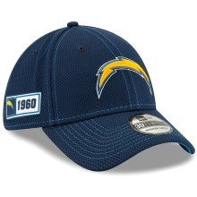 Los Angeles Chargers New Era 2019 NFL On Field Road 39THIRTY Cap