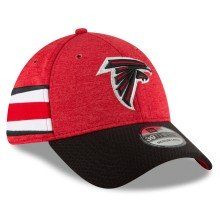 Atlanta Falcons New Era 2018 NFL On Field Home 39THIRTY Cap