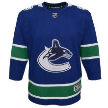 Vancouver Canucks NHL Premier CHILD (4-7) 2019-20 Replica Home Hockey Jersey