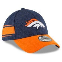 Denver Broncos New Era 2018 NFL On Field Home 39THIRTY Cap