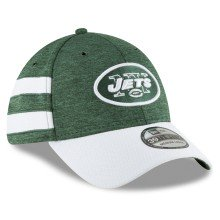 New York Jets New Era 2018 NFL On Field Home 39THIRTY Cap